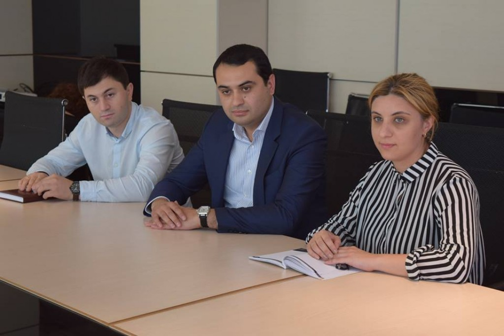 Workshop with representatives of Ombudsman's Office