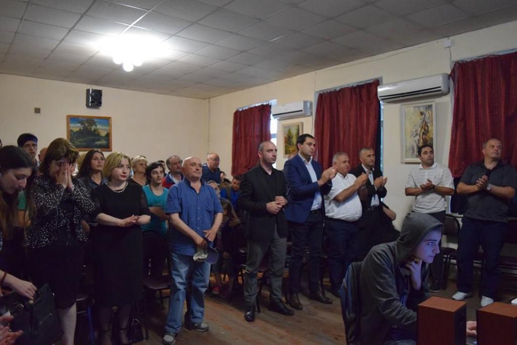 Guram Gugenishvili tournament in Rustavi