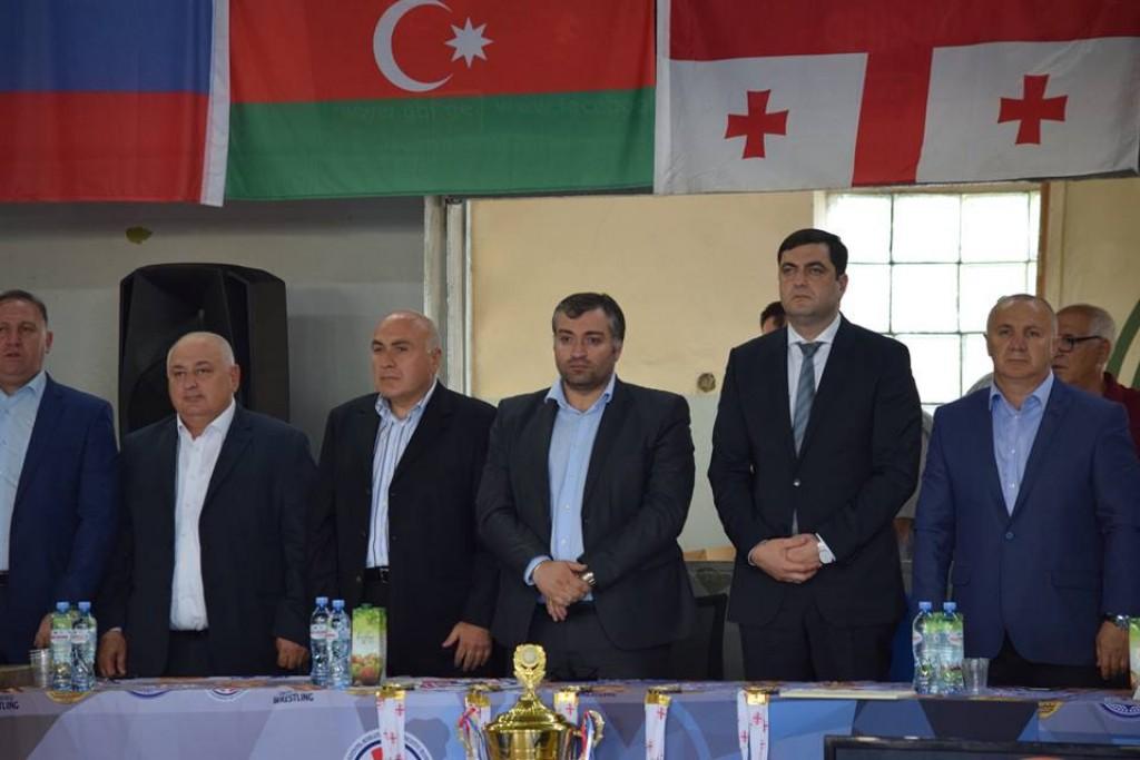 Kazarashvili tournament in Rustavi