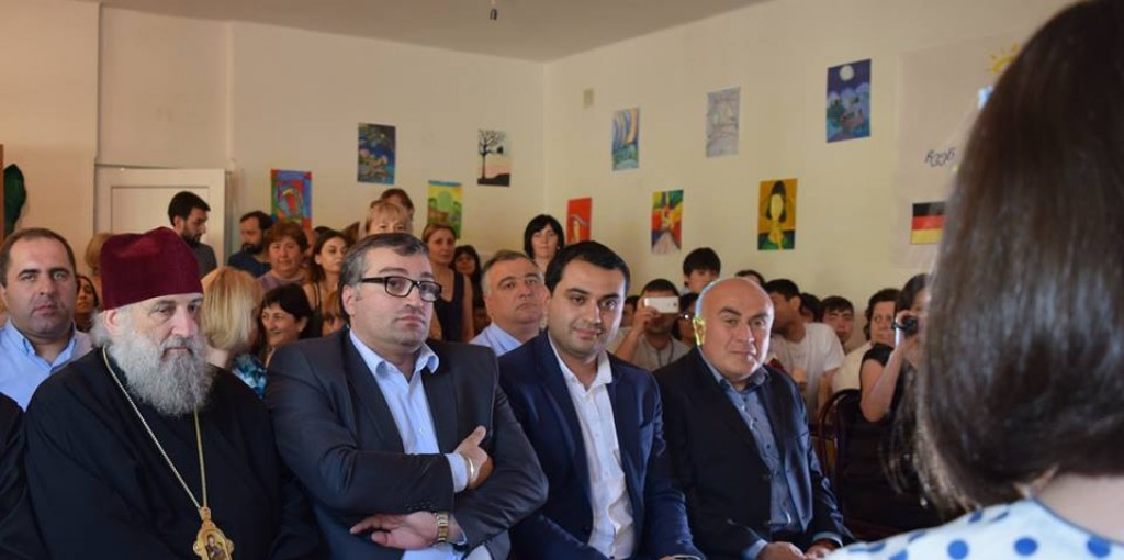 International Day for Persons with Disabilities in Rustavi