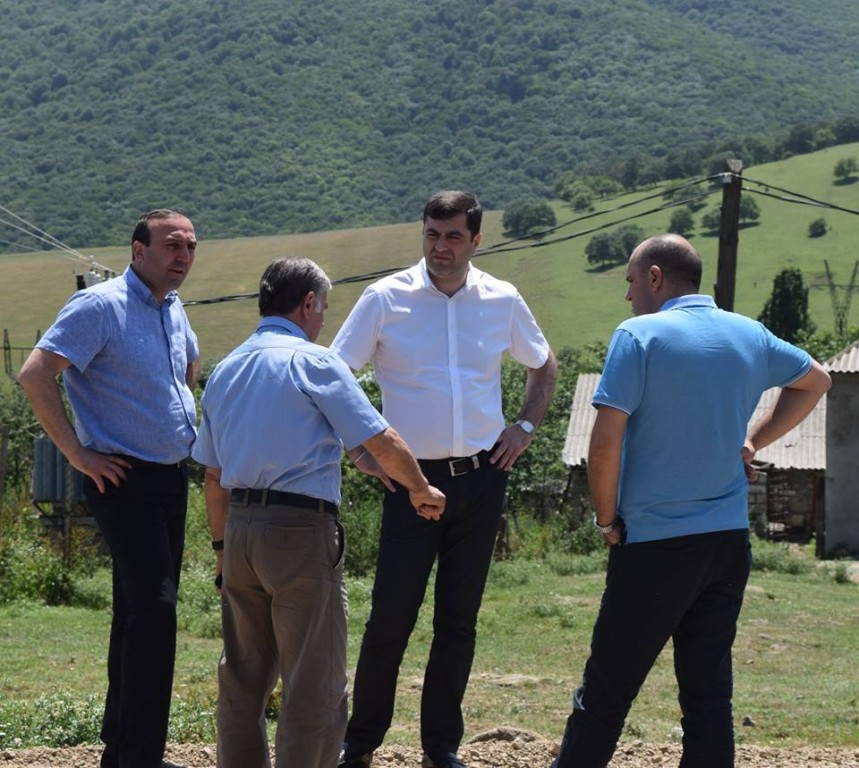 Governor in Dmanisi municipality