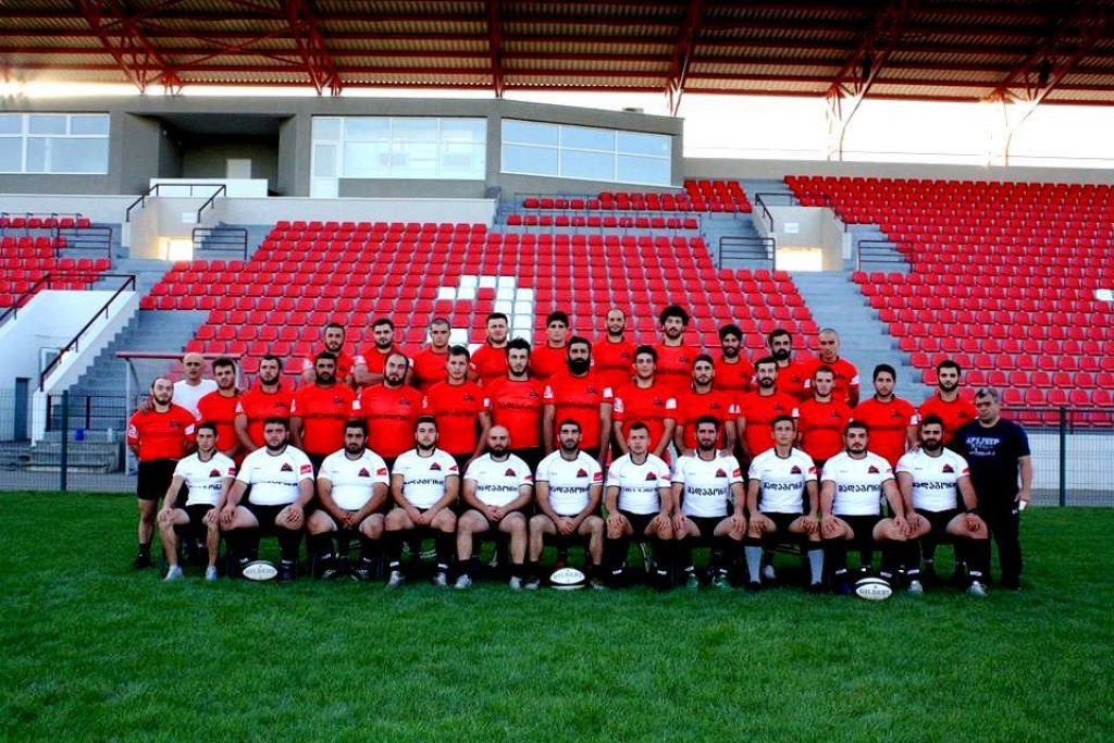 Georgian championship will start at Rugby in Rustavi Rugby Stadium