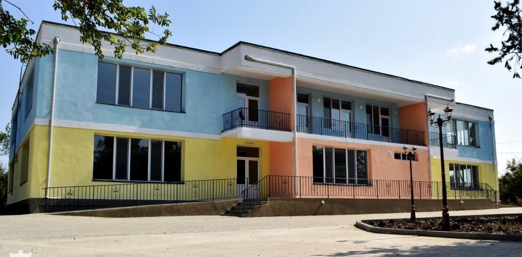 ალგეთის საბავშო ბაღის მშენებლობა დასრულდა