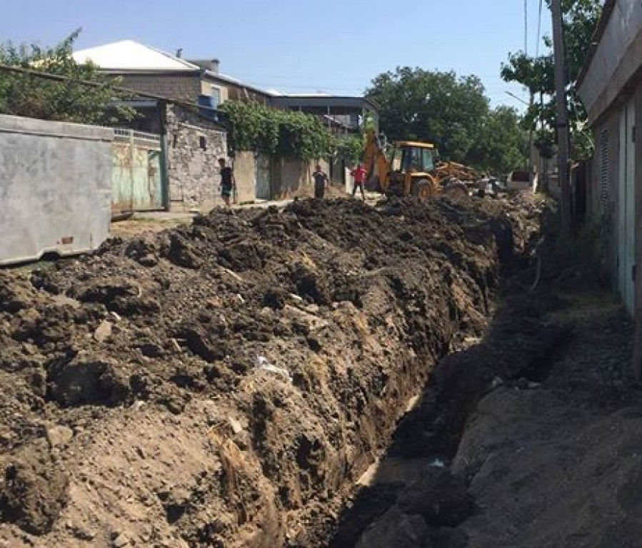 Rehabilitation project of the drinking water system has been completed in village Ratevani, Bolnisi municipality