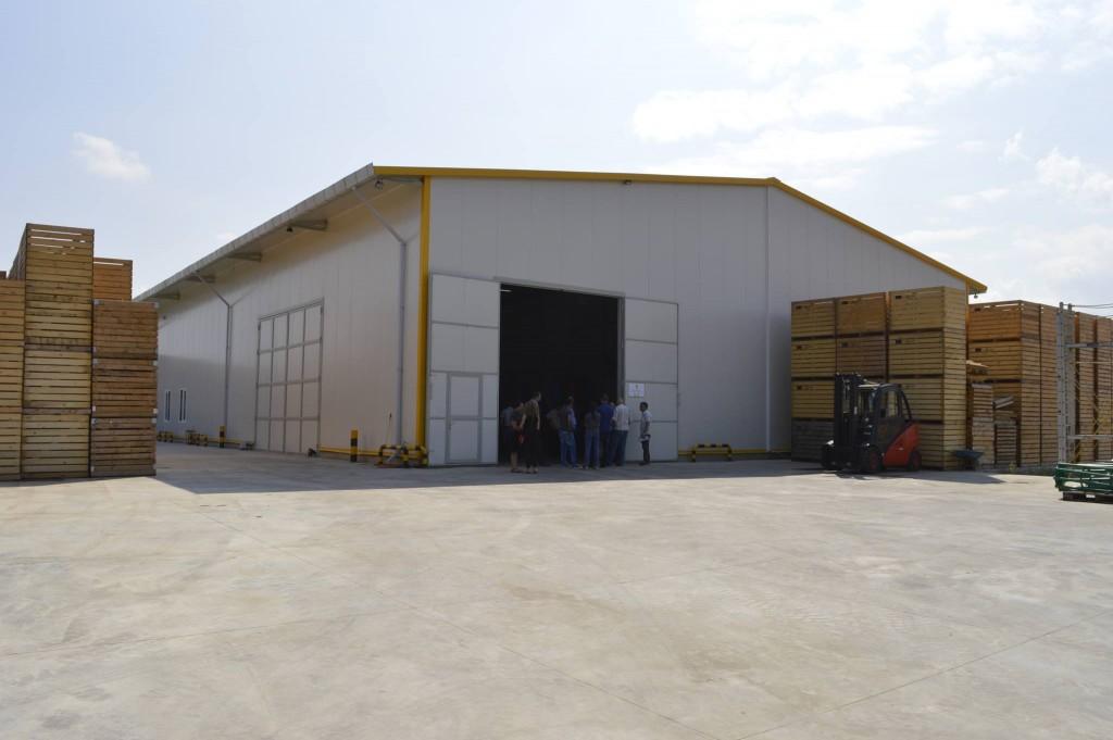 New enterprise has been launched in Kvemo Kartli region