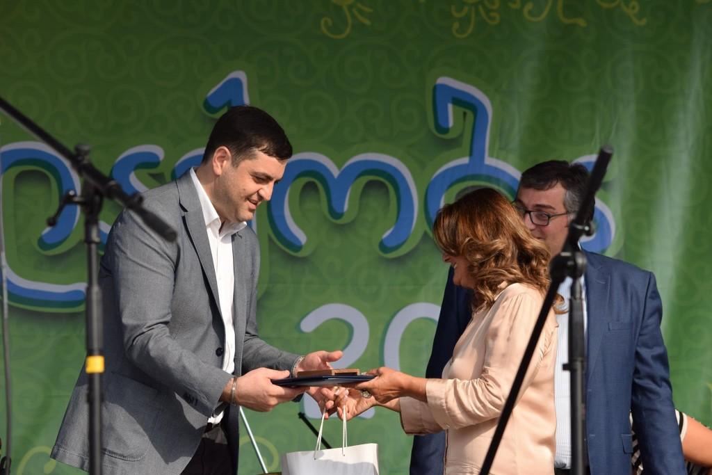 რუსთავქალაქობა 2017