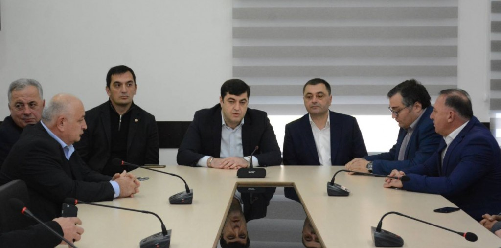 Kvemo Kartli governor presented new mayors