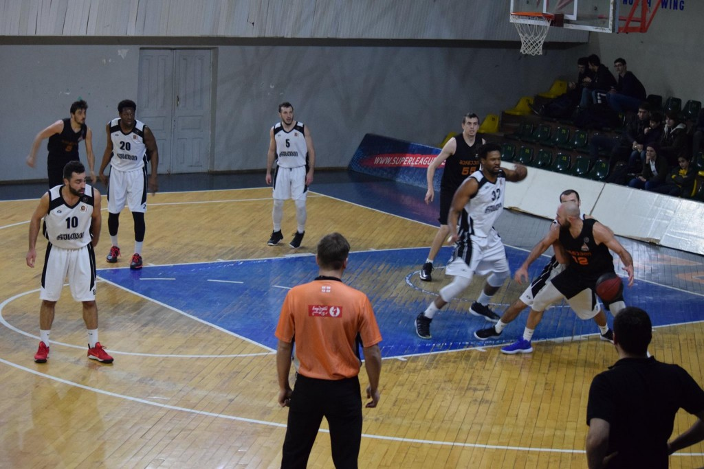 Kvemo Kartli Derby in basketball