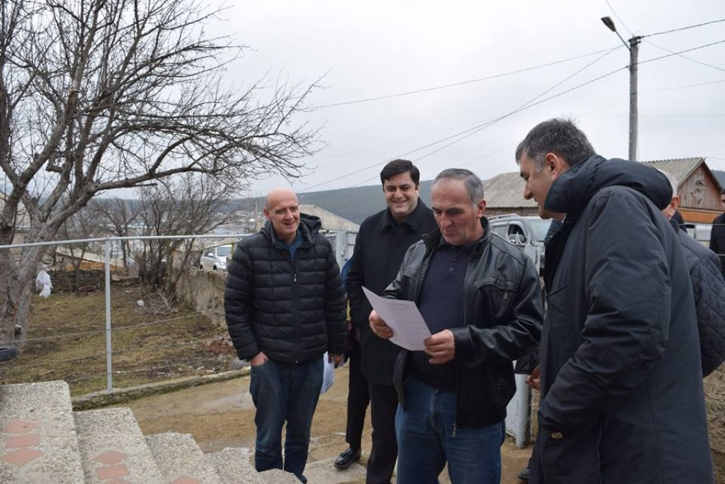Eco-migrant families in Tsalka were granted property certificates