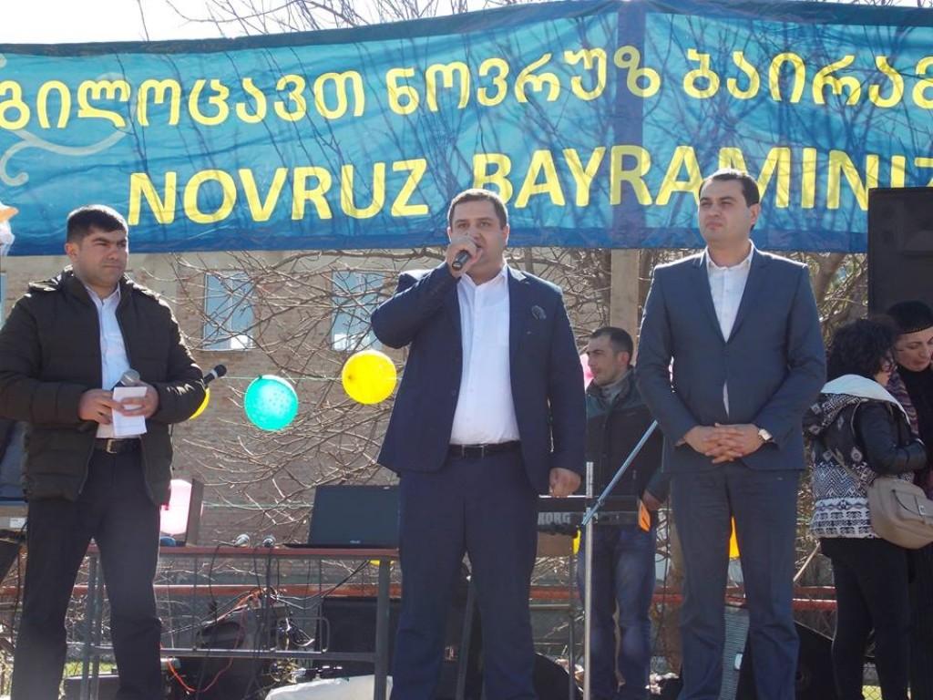 Novruz Bayram in Dmanisi municipality