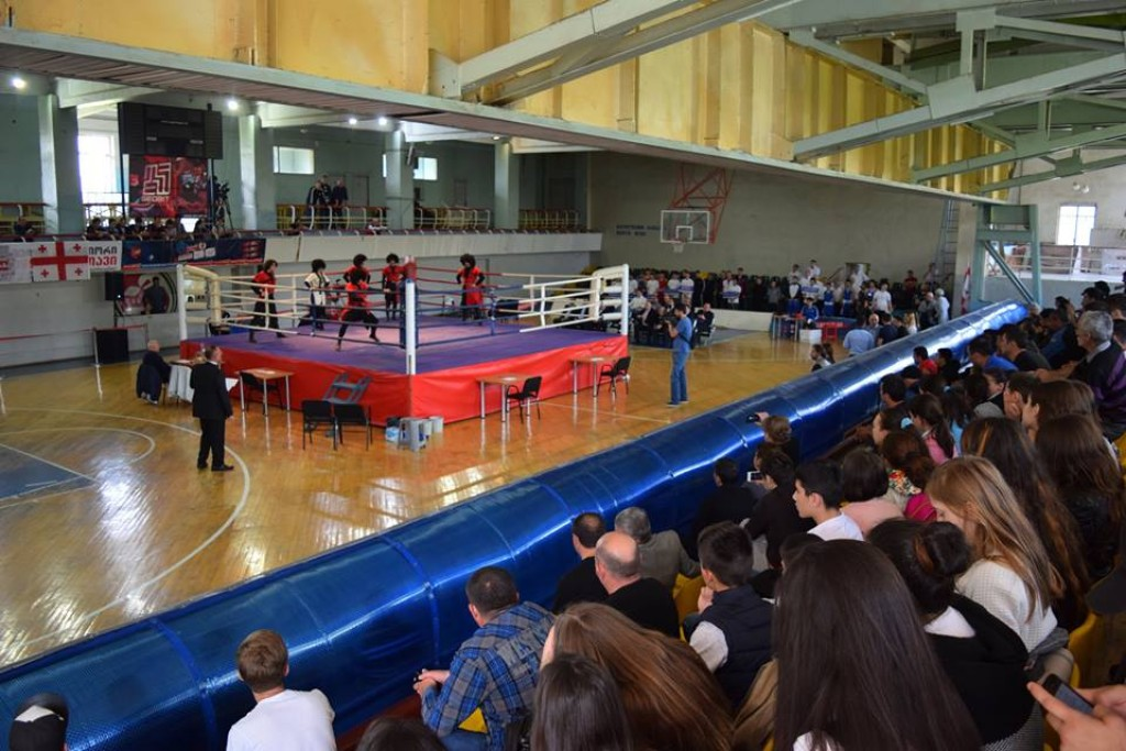 Rustavi hosts national championship in boxing