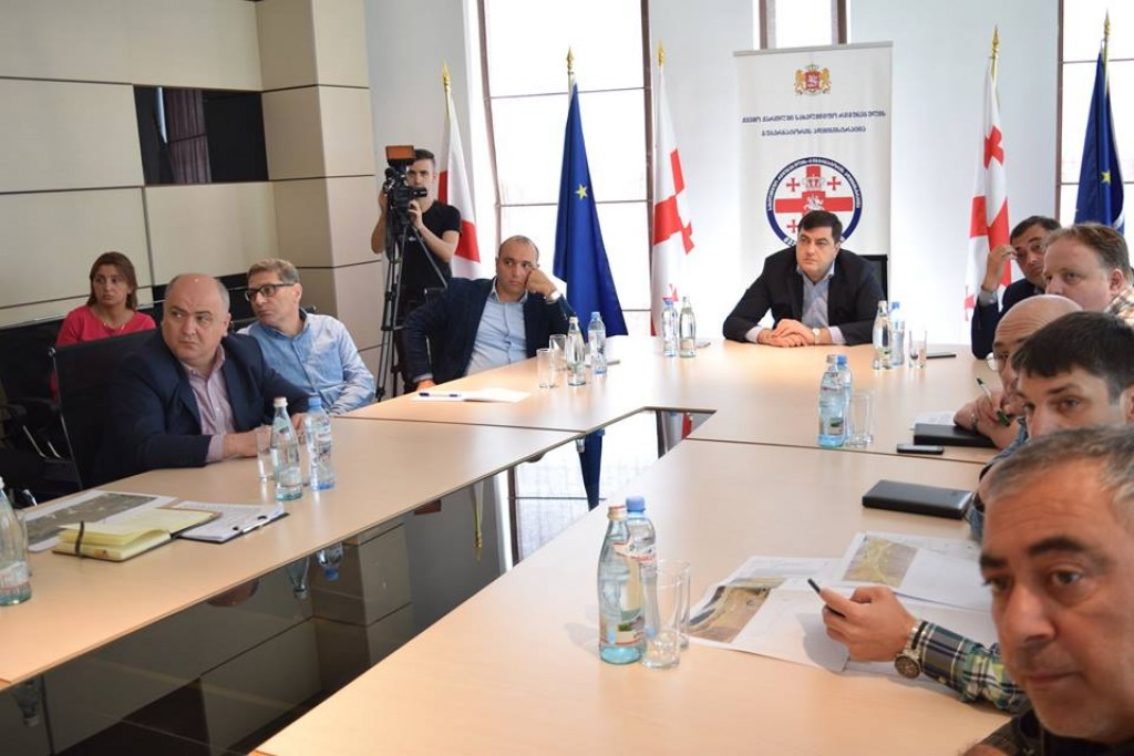 The causes of the disaster were discussed in the province