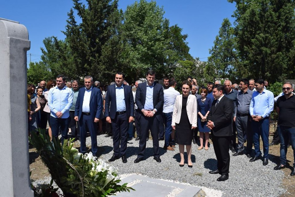 Fare-Khanum Sophieva Memorial to be opened