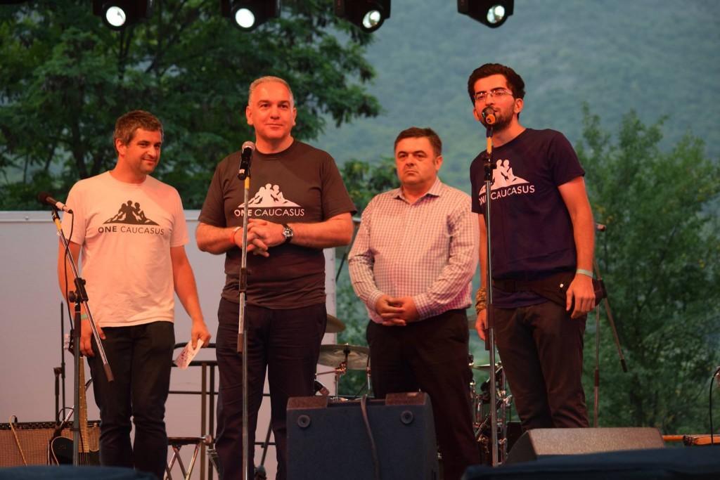 ქვემო ქართლი საერთაშორისო ფესტივალს One Caucasus-ს მასპინძლობს