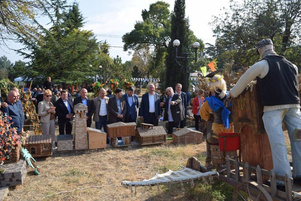 """""""ღვინობისთვე 2018""""- ფესტივალი მარნეულის მუნიციპალიტეტში"""
