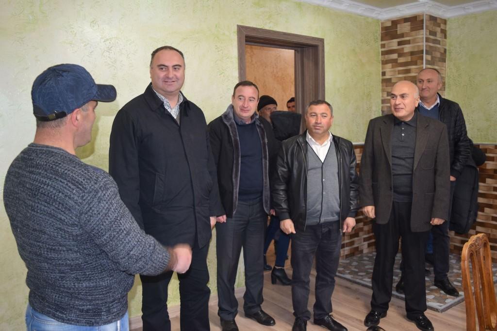 წალკის მუნიციპალიტეტში სახლი კიდევ 79 ეკომიგრანტ ოჯახს დაუკანონდა