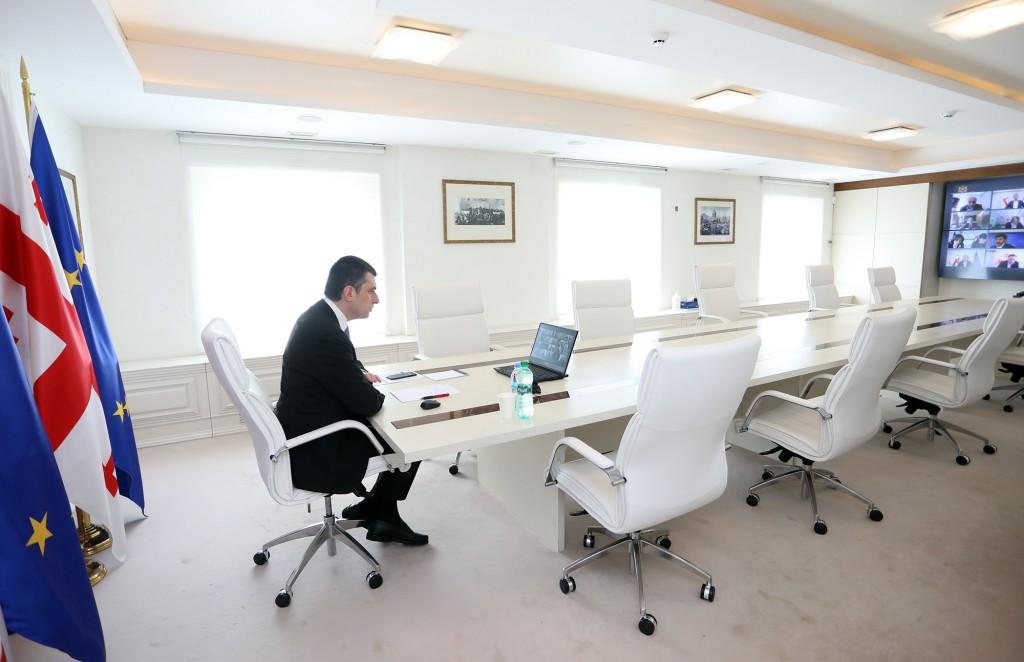 პრემიერ-მინისტრის ხელმძღვანელობით უწყებათაშორისი საკოორდინაციო საბჭოს სხდომა გაიმართა