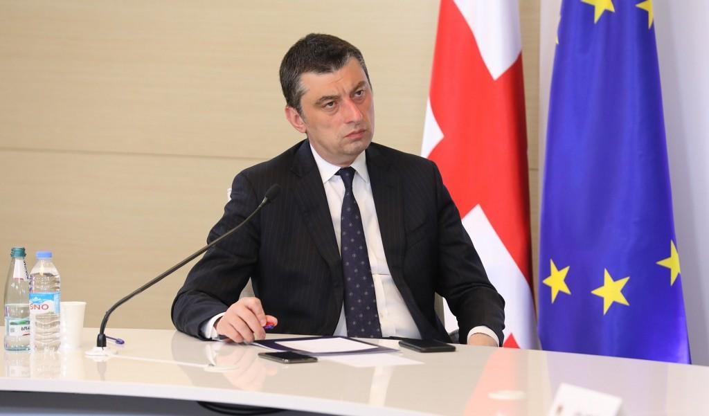 გიორგი გახარია - საქართველოს მთავრობა პრეზიდენტს 22 მაისის შემდგომ საგანგებო მდგომარეობის გაგრძელების მიზნით აღარ მიმართავს