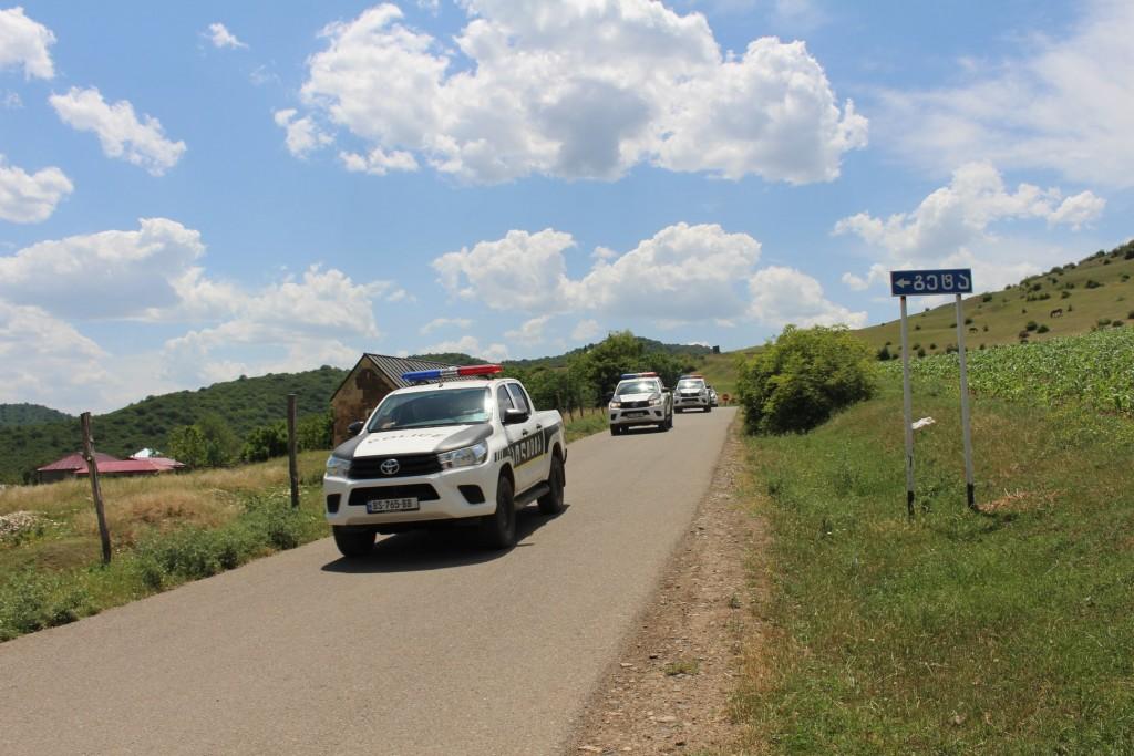 31-დღიანი მკაცრი საკარანტინო მდგომარეობის შემდეგ სოფელი გეტა გაიხსნა