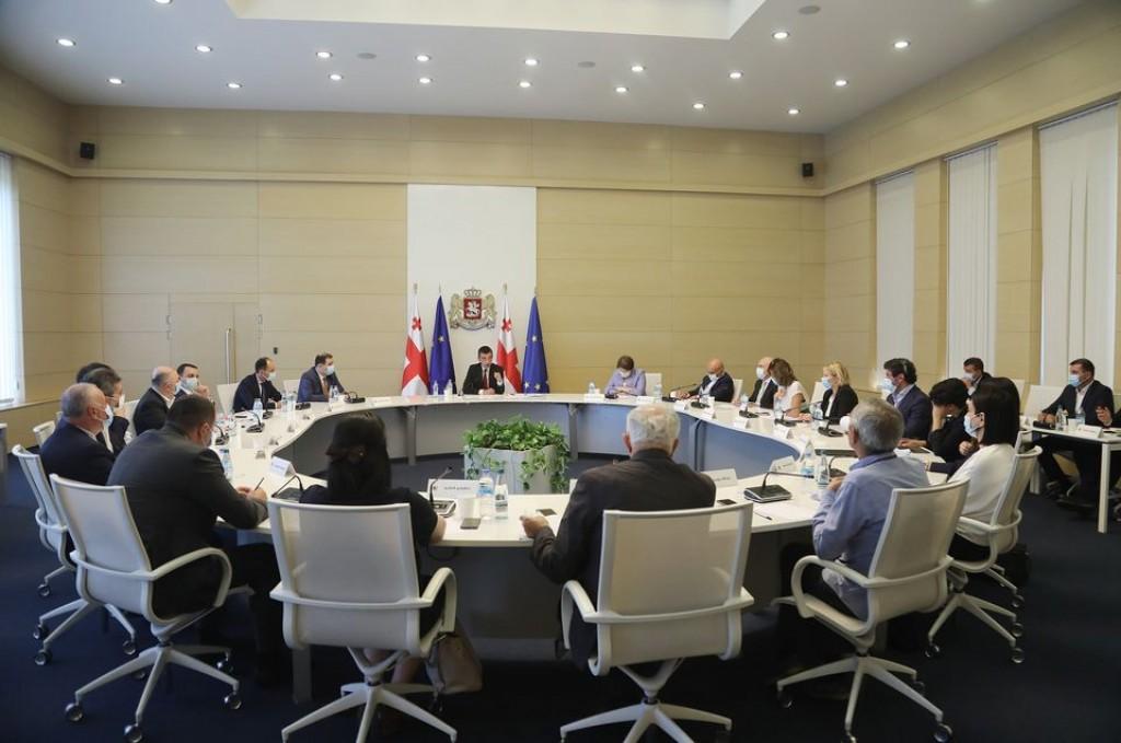 პრემიერ-მინისტრის ხელმძღვანელობით მოქმედმა უწყებათაშორისმა საკოორდინაციო საბჭომ ახალი გადაწყვეტილებები მიიღო
