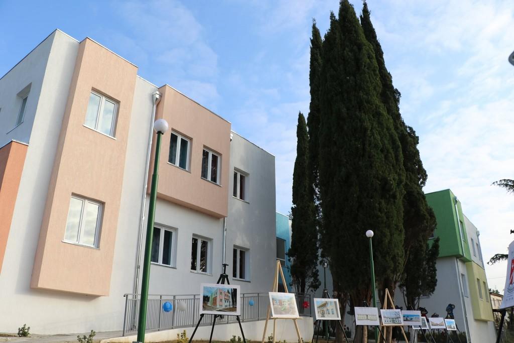3 ახლადაშენებული საბავშვო ბაღი გარდაბნის მუნიციპალიტეტში