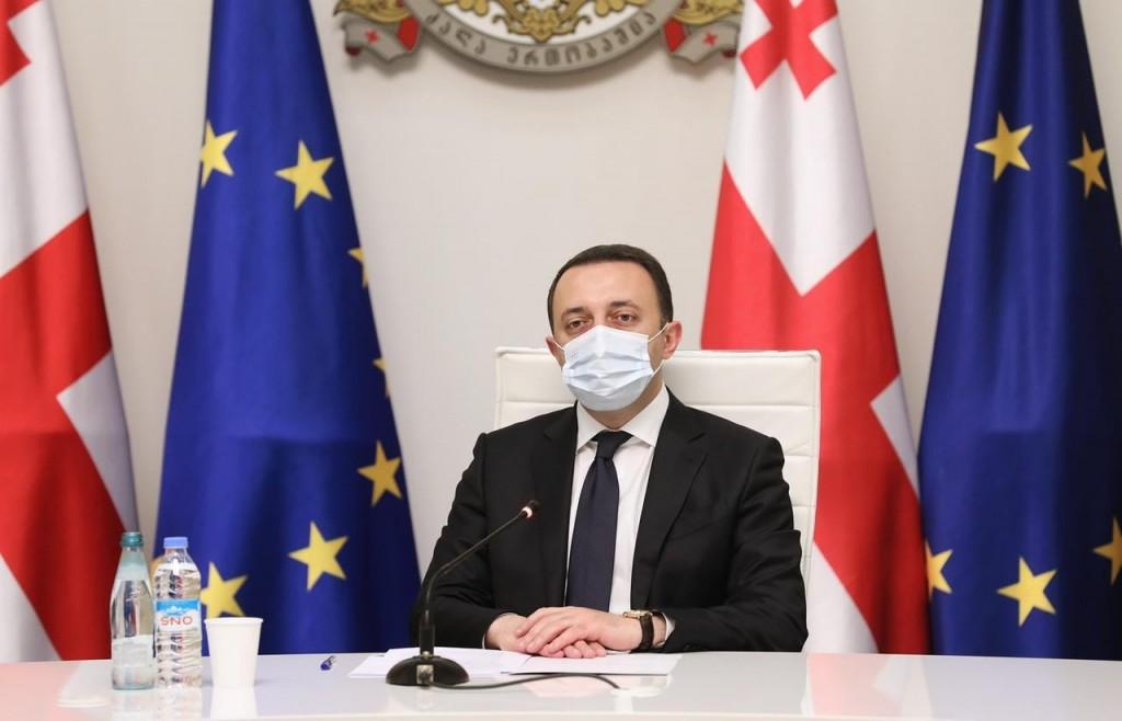 საქართველოს პრემიერ-მინისტრ ირაკლი ღარიბაშვილის ხელმძღვანელობით, მთავრობის ადმინისტრაციაში უწყებათაშორისი საკოორდინაციო საბჭოს სხდომა გაიმართა