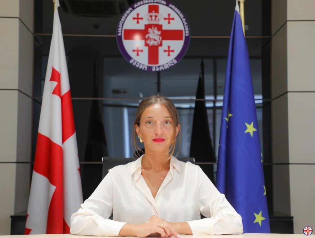 Head of Service – Tengiz Muzashvili