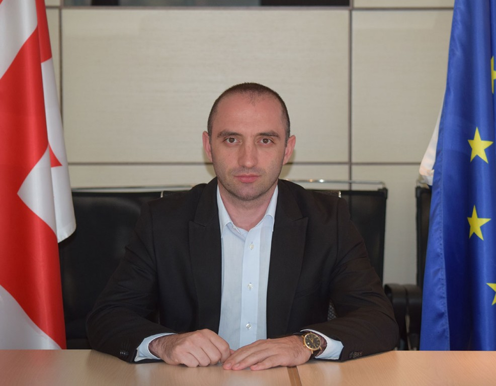Head of Service – Levan Zhvania