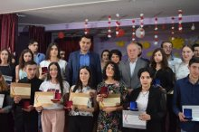 Successful Graduates of Gardabani Schools were awarded