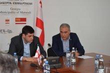 Governor in Marneuli and Gardabani municipality