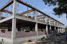 რუსთავში თანამედროვე სტანდარტების შესაბამისი ახალი საბავშვო ბაღი შენდება