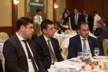 Caspian Energy Georgia-ს დაფუძნებასთან დაკავშირებული მიღება