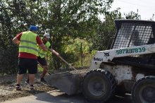 Infrastructure projects in Marneuli municipality