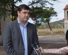 New enterprise in Kvemo Kartli region