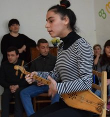 Day of Rights of Persons with Disabilities in Rustavi
