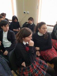 Discussion of juvenile crime prevention