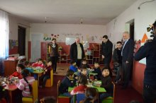 მიმდინარე წელს ქალაქ გარდაბანში 5 საბავშო ბაღს სრული რეაბილიტაცია ჩაუტარდება