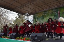 ნოვრუზ ბაირამის დღესასწაული მარნეულის მუნიციპალიტეტში