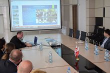 The regional governor hosted Polish colleagues in the regional administration