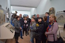The initiative of the governor was held medieval in Kvemo Kartli