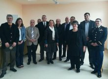 Educational and Rehabilitation Center was opened in Dmanisi