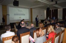 Meeting with local business entities was held in Rustavi