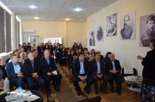 The professional day of the librarian was marked in Rustavi