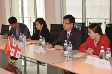Visit of the Ambassador of China to Kvemo Kartli region