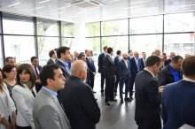 A new building of the Prosecutor's Office was opened in Rustavi