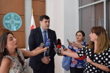 Information campaign on state programs in Kvemo Kartli region was opened