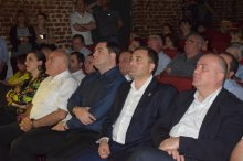 Governor at Rustavi City Council Meeting