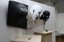 რამის გასანოვის ნამუშევრების პერსონალური გამოფენა მუზეუმში