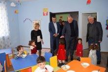 ზემო თელეთში ახლადრეაბილიტირებული საბავშვო ბაღი გაიხსნა