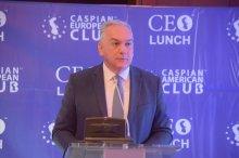 სახელმწიფო რწმუნებული ბიზნეს-ლანჩს CEO 2019-ს დაესწრო